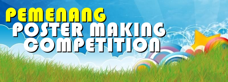 Pengumuman Poster Making Competition